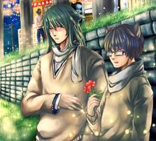 Fireflies by i-Shinnie