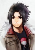 [Naruto] Sasuke Uchiha by i-Shinnie