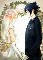 [SS] The Wedding by i-Shinnie