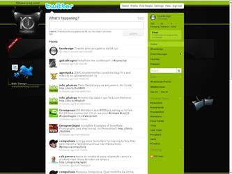PrintScreen my twitter by kaedesign
