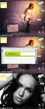 Desktop Fev 2010 by kaedesign