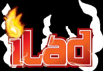 iLad Logo Treatment by mattkrotzer
