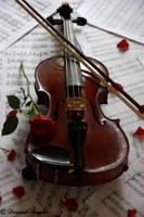 The Violin by ConsignToOblivion
