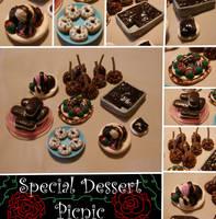Special Desserts Picnic by yobanda
