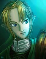 Legend of Zelda - Link by W-E-Z