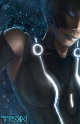 Tron Legacy - Quorra Gaiden by W-E-Z