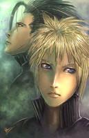 Final Fantasy VII - A Hard Legacy to Follow by W-E-Z