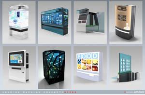 Aenigma - Vending Machine Concept Art 2 - Upper by W-E-Z