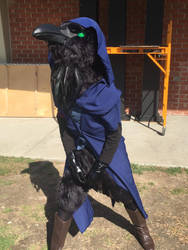 COSPLAY - Rattle the Kenku by IcyBeat