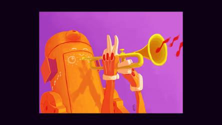 Trompette by TrucEtBidule