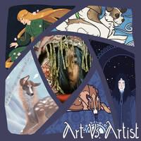 Art VS. Artist by Pimsri