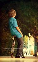 Sitting, waiting, wishing by CeEdYTanCh3kT