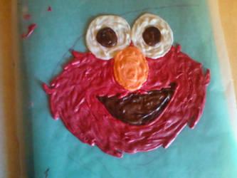 New Choco Elmo by MeliPixie