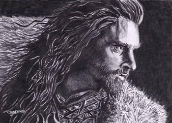 Thorin (07.08.2015) by xstorradax