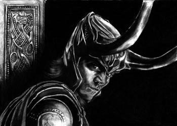 Loki (13-01-2016) by xstorradax