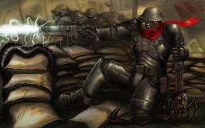 Battlefield by Kwad-rat