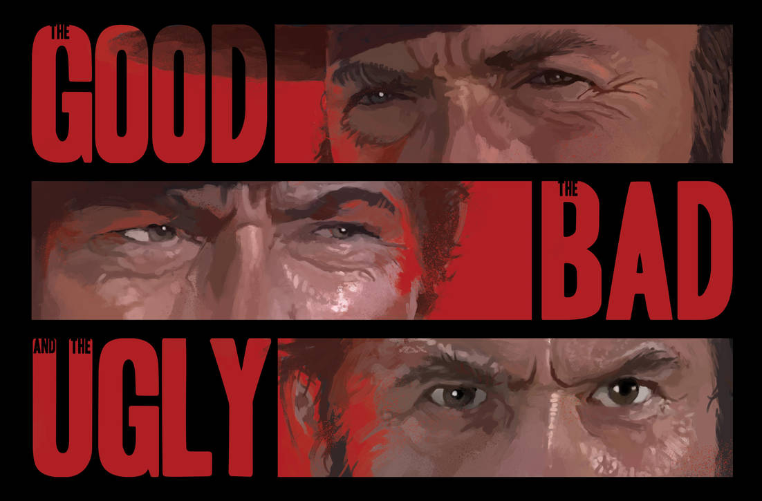 The Good, The Bad and The Ugly by Kwad-rat ...