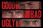 The Good, The Bad and The Ugly by Kwad-rat