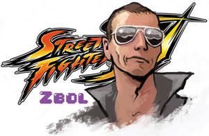 Street Fighter Style - Zbol by Kwad-rat