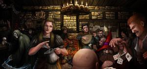 Tavern by Kwad-rat
