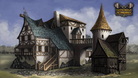 Let's Build a Tavern by Kwad-rat