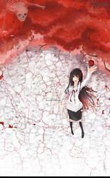 merah putih. by Hachiretsu