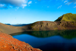 Iceland - land of contrasts by Bibidef