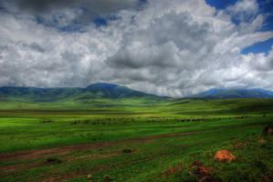 I'm a poor lonesome ...Massai by Bibidef