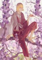 Bleach - Hirako Shinji by folie-0885