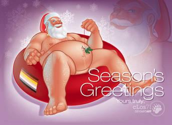 Seasons Greetings 2010 by cLos71