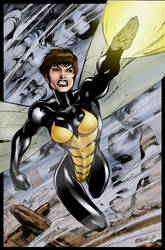 The Wasp Stings by statman71