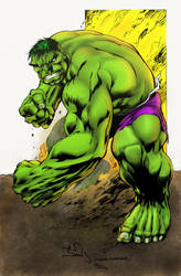 HULK by Davis and Farmer and PD by statman71