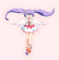 Mahou-shojo Mii-tan by loentar