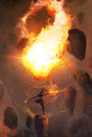 Fireball by cobaltplasma