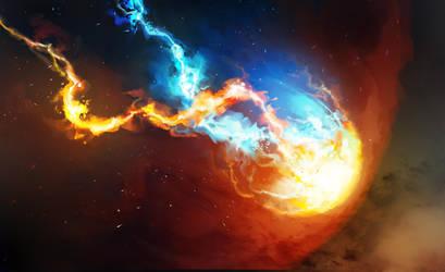 Rimefire Bolt by cobaltplasma