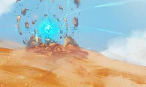 Eye of the Desert by cobaltplasma