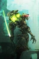 Dredge Slayer by cobaltplasma