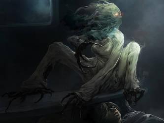 Obfusca Spirit for Ascension : Deliverance by cobaltplasma