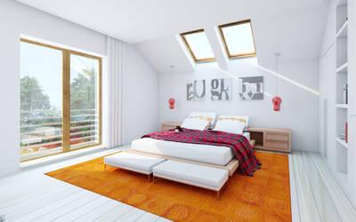 house project SAMAR interior 4 by Antioksidantas