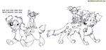 Doggies. by Un-Gato