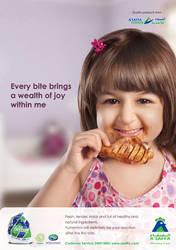 A'saffa Foods Ad - I by imadesign
