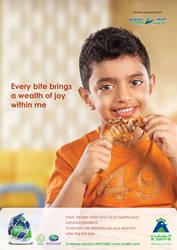 A'saffa Foods Ad - III by imadesign