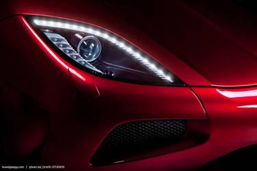 Koenigsegg Agera R - V by imadesign