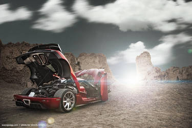 Koenigsegg Agera R - VII by imadesign