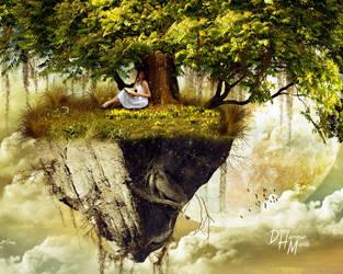The Reading Tree by kitiekat4U
