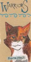 SorrelSootRain Bookmark by Teahorse