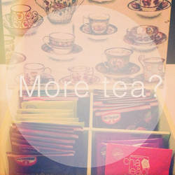More tea? by manupaivaellon