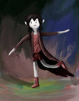 Marceline by CC3TheArtist