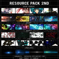 Resource Pack 2nd by Hamamoto-Kazuhiko