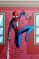 PS4 - SPIDER-MAN by OwenOak95